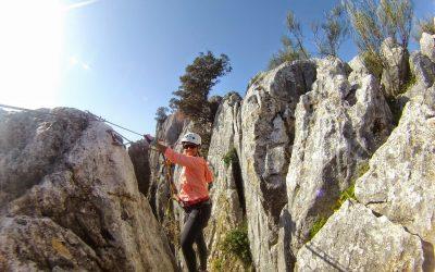 La Serranía de Ronda dispondrá de la primera red de vías ferratas de Andalucía