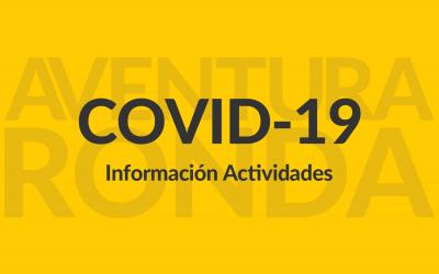 MEDIDAS DE SEGURIDAD DEBIDO AL CORONAVIRUS (COVID-19)